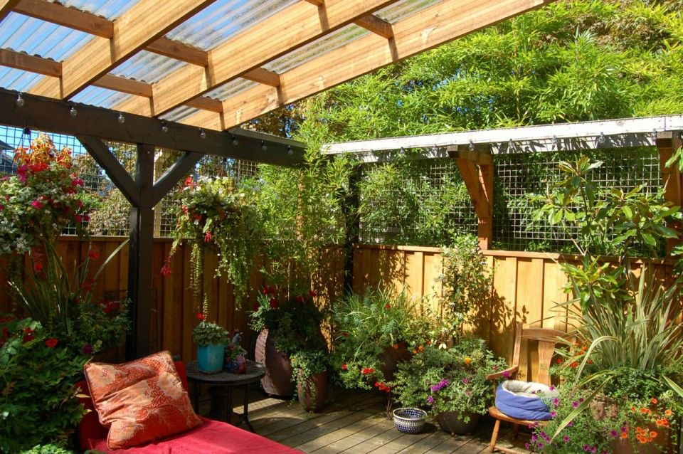 the cat's meow: check out cat patio styles on the catio tour ... - Cat Patio Ideas