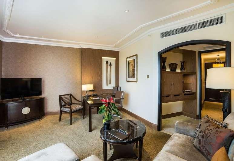 Sheraton Grande Sukhumvit Luxury Collection Hotel Bangkok