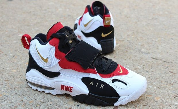 new style b6759 93d83 ... best price look for the nike air max speed turf 49ers to drop at  accounts on ...