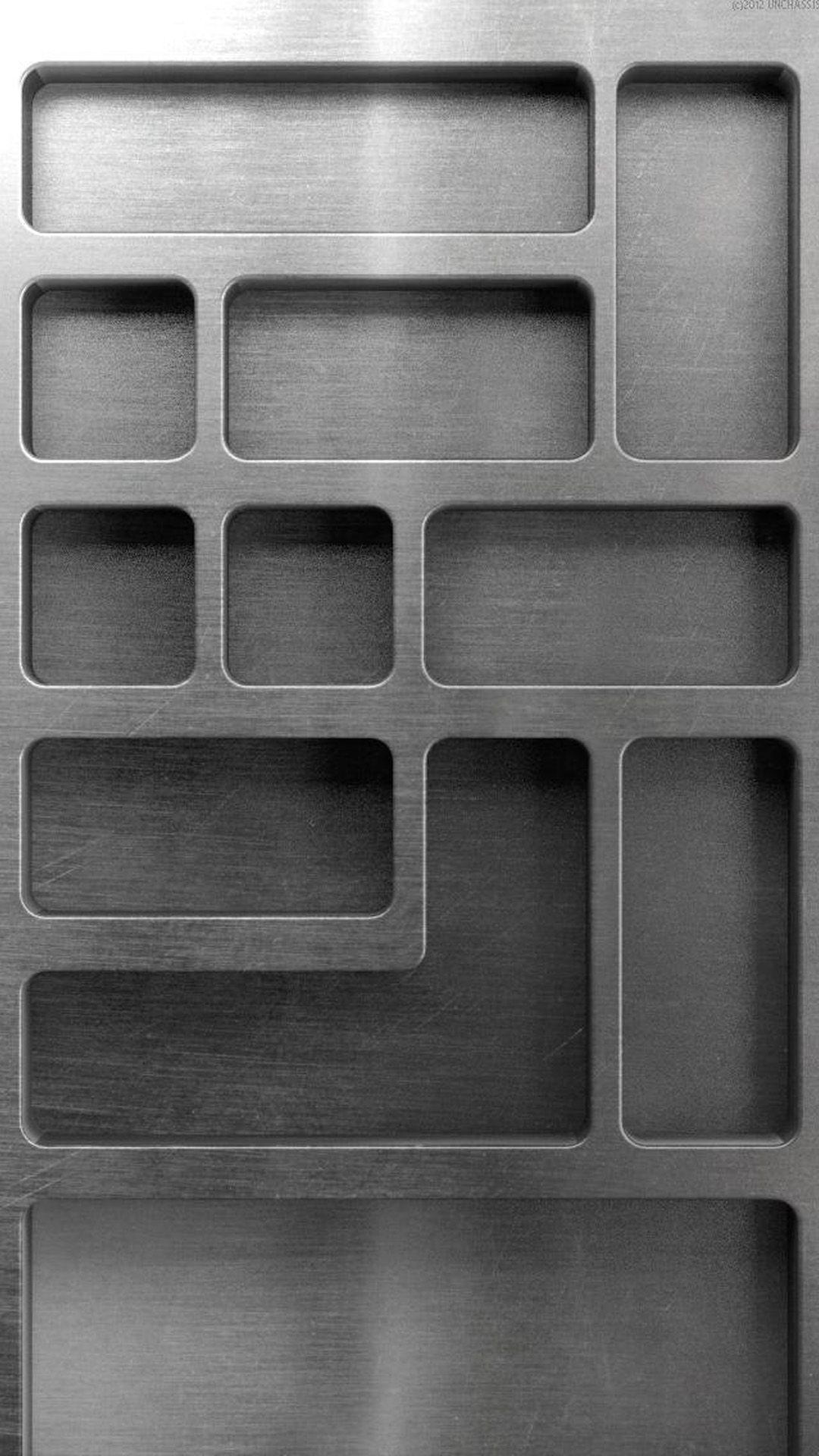金属を削りだしたようなかっこいいiphone壁紙 Iphonex スマホ壁紙 待受画像ギャラリー スマホ壁紙 Iphone8 壁紙 黒の壁紙