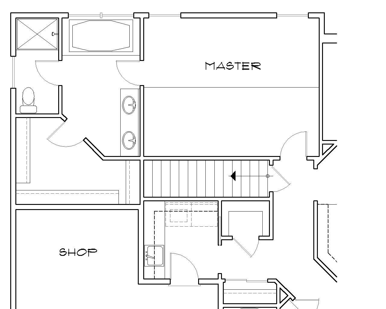 Basement Stair Location Basement House Plans Stairs Floor Plan Floor Plan Design