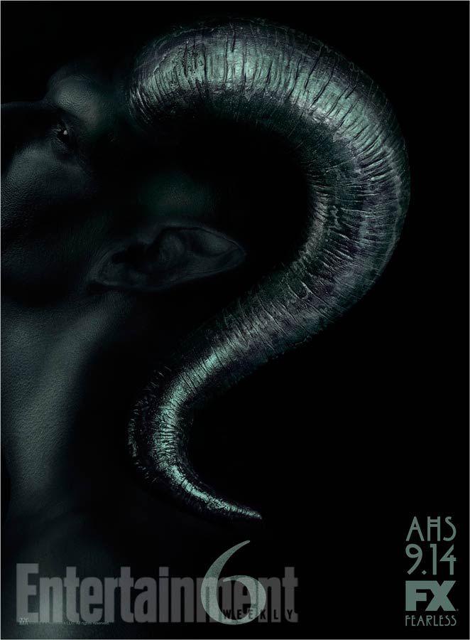 Noticias de cine y series: American Horror Story: ¿Es esta criatura el gran monstruo de la sexta temporada?