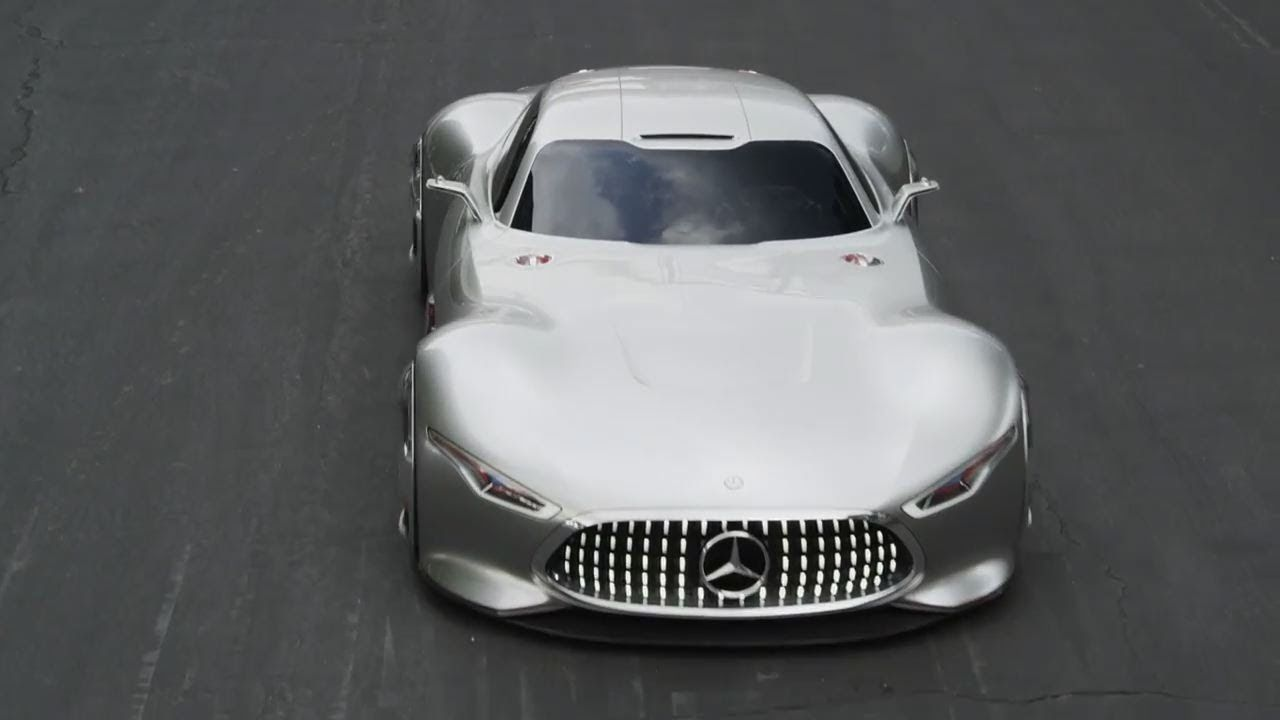 2015 Mercedes   Benz AMG Vision Gran Turismo Concept
