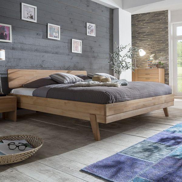 Massivholzbett Livia Schlafzimmer Pinterest Bett Schlafzimmer