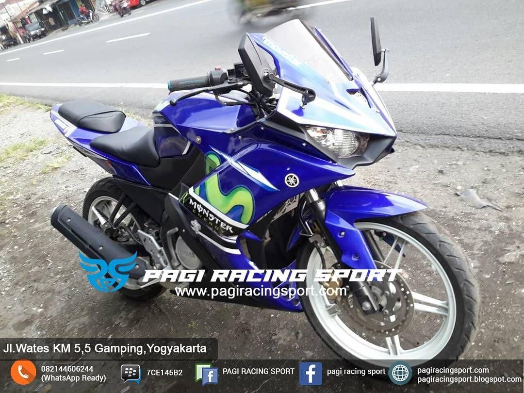 Fairing R25 V1 Untuk Vixion Advance Dan Vixion Lightning Balutan