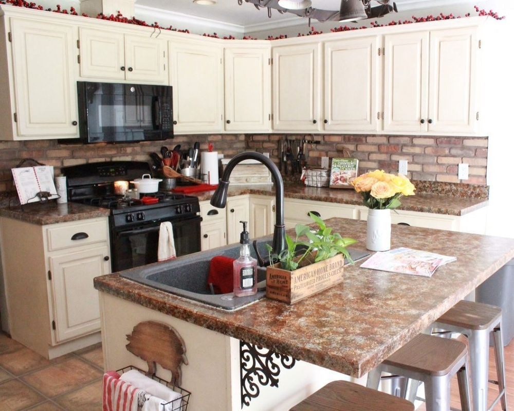 porch replacing vanity over front backsplash laminate kids countertop with after cozy project countertops bathroom the