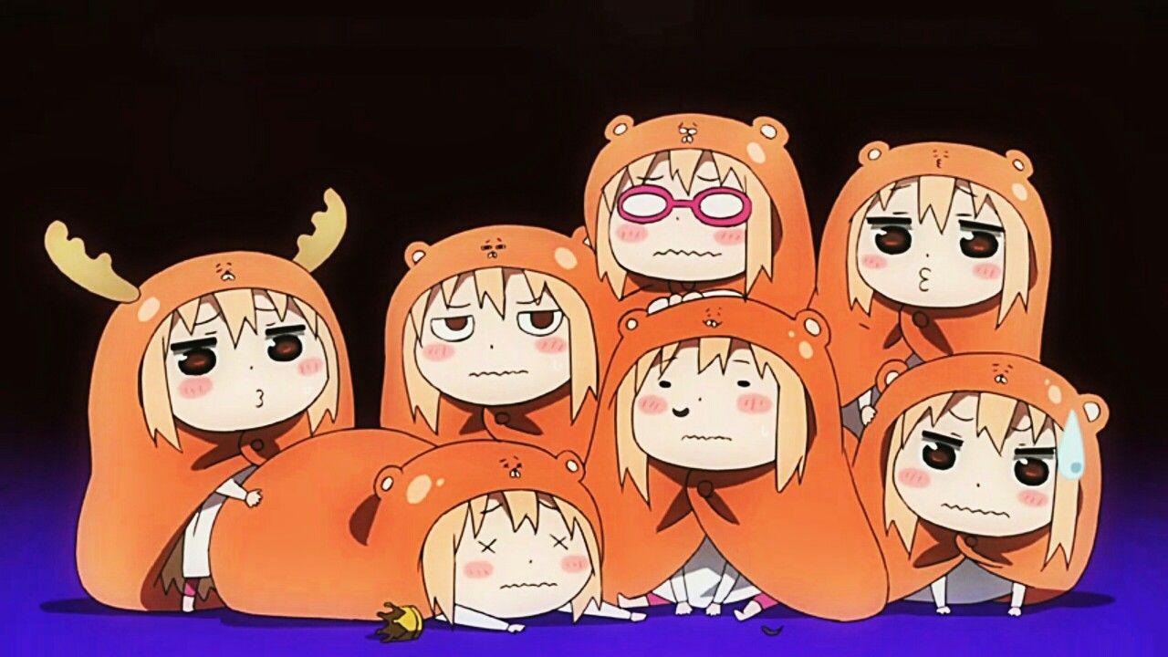 UmaruChan Seven anime, Umaru