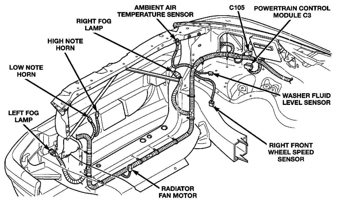 Dodge Dakota Wiring Diagram