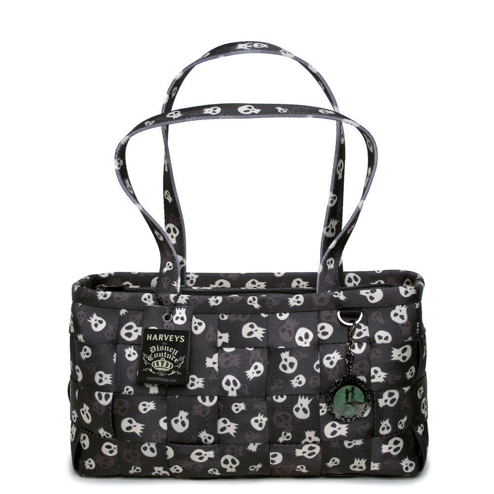 Disney Nightmare Before Christmas Skulls Large Satchel-- Also would ...