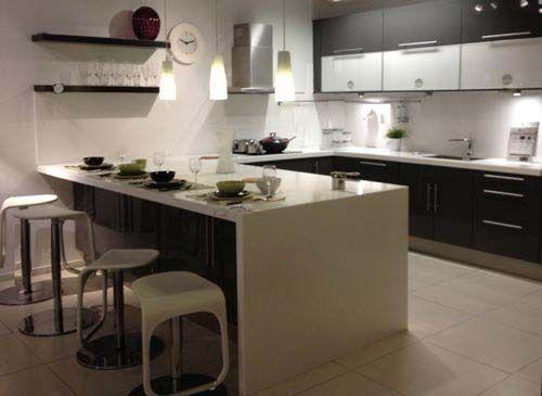 Kitchen Cabinet Kuala Lumpur Malaysia Kitchen Dining Living Kitchen Inspirations U Shaped Kitchen