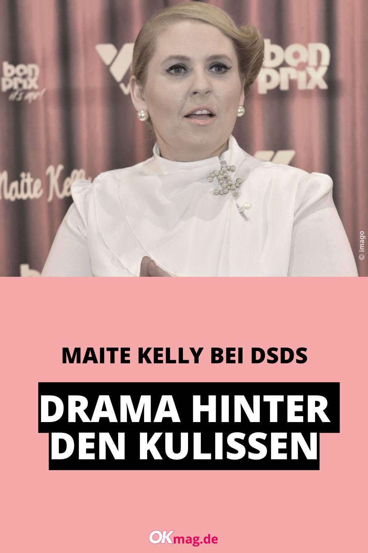 Maite Kelly Bei Dsds Drama Hinter Den Kulissen Maite Kelly Dsds Hinter Den Kulissen
