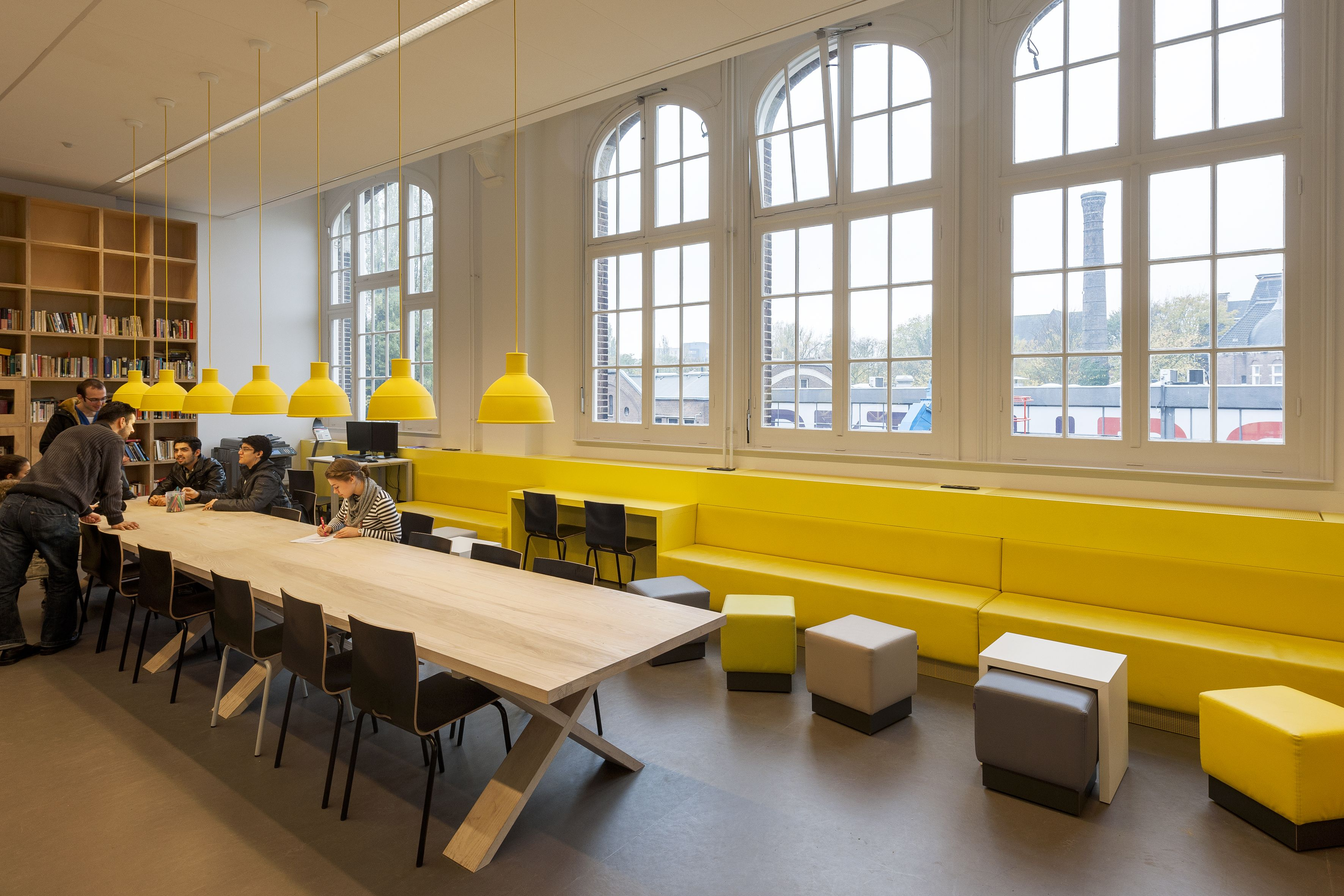 Metis Montessori Lyceum Oosterpark | atelier PRO