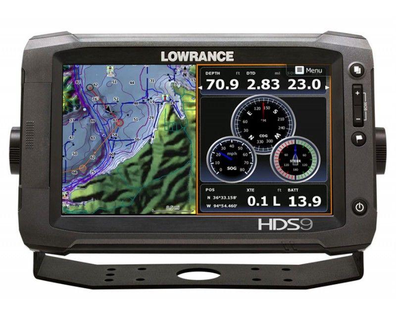 Echolotas Lowrance HDS9 Gen2 Touch su GPS be sonaro