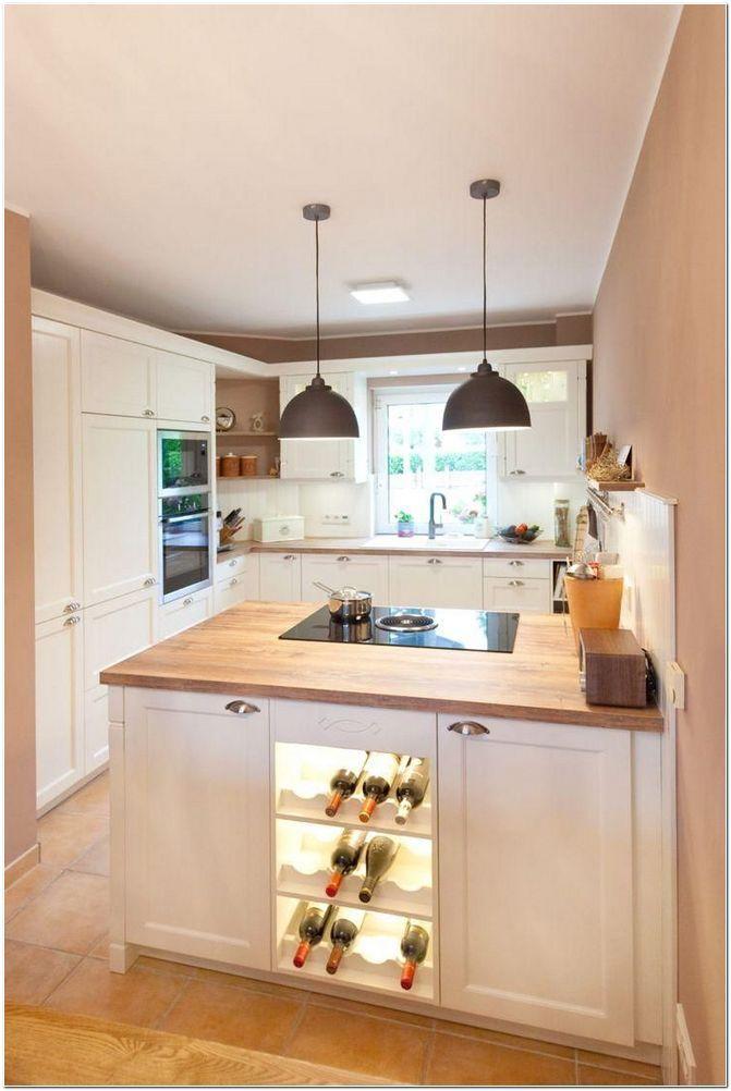 40 Creative Small Kitchen Design And Organization Ideas to ...