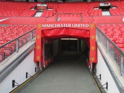 Manchester United Museum Tour Centre Voucher Manchester United The Unit Manchester United Stadium
