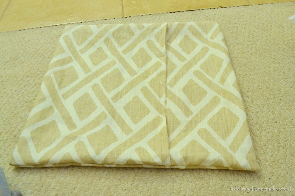 How To Sew A Pillow Cover Best Diy Pillow Slip Cover Washdry And Iron Fabric Before Starting This Design Decoration