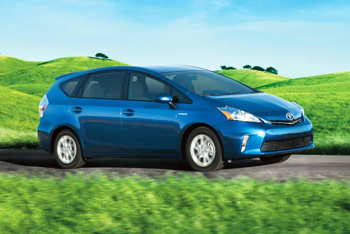 Wshg Net 2014 Toyota Prius V The Original Hybrid Still Tops