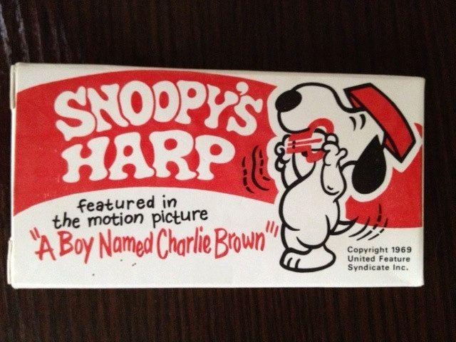 A Boy Named Charlie Brown Vinyl