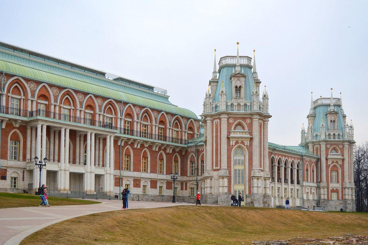 кожаная дворцы москвы фото каталоге недвижимости