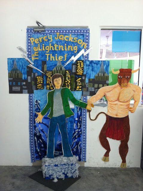 Percy Jackson Percy Jackson Classroom Theme Percy Jackson