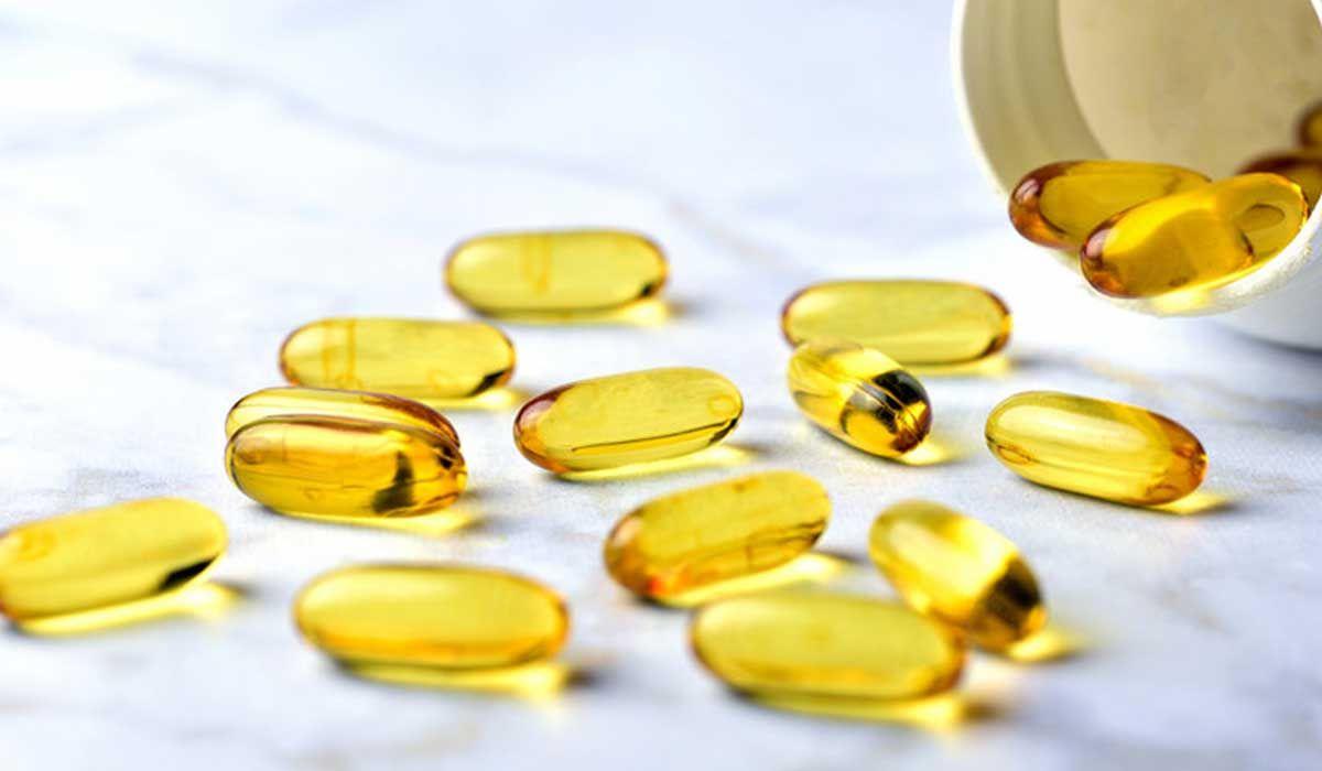 تعويض نقص فيتامين د Fish Oil Fish Oils Supplements Vitamin D