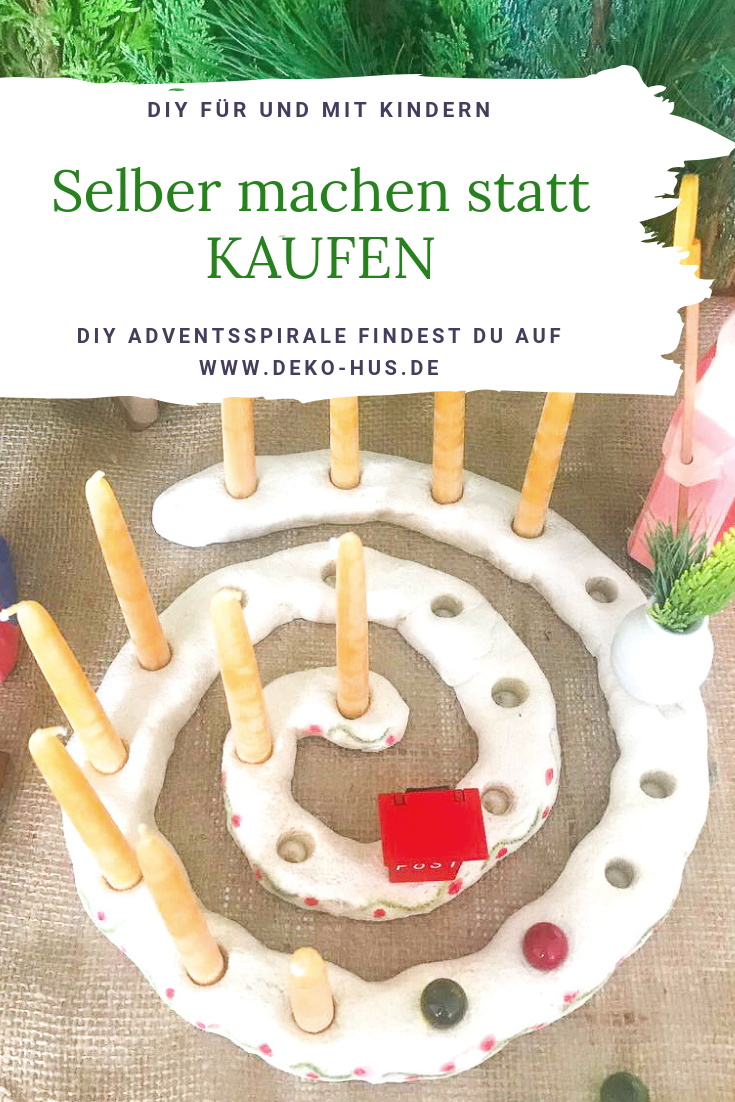 Photo of Advent calendar with a difference – Deko-Hus
