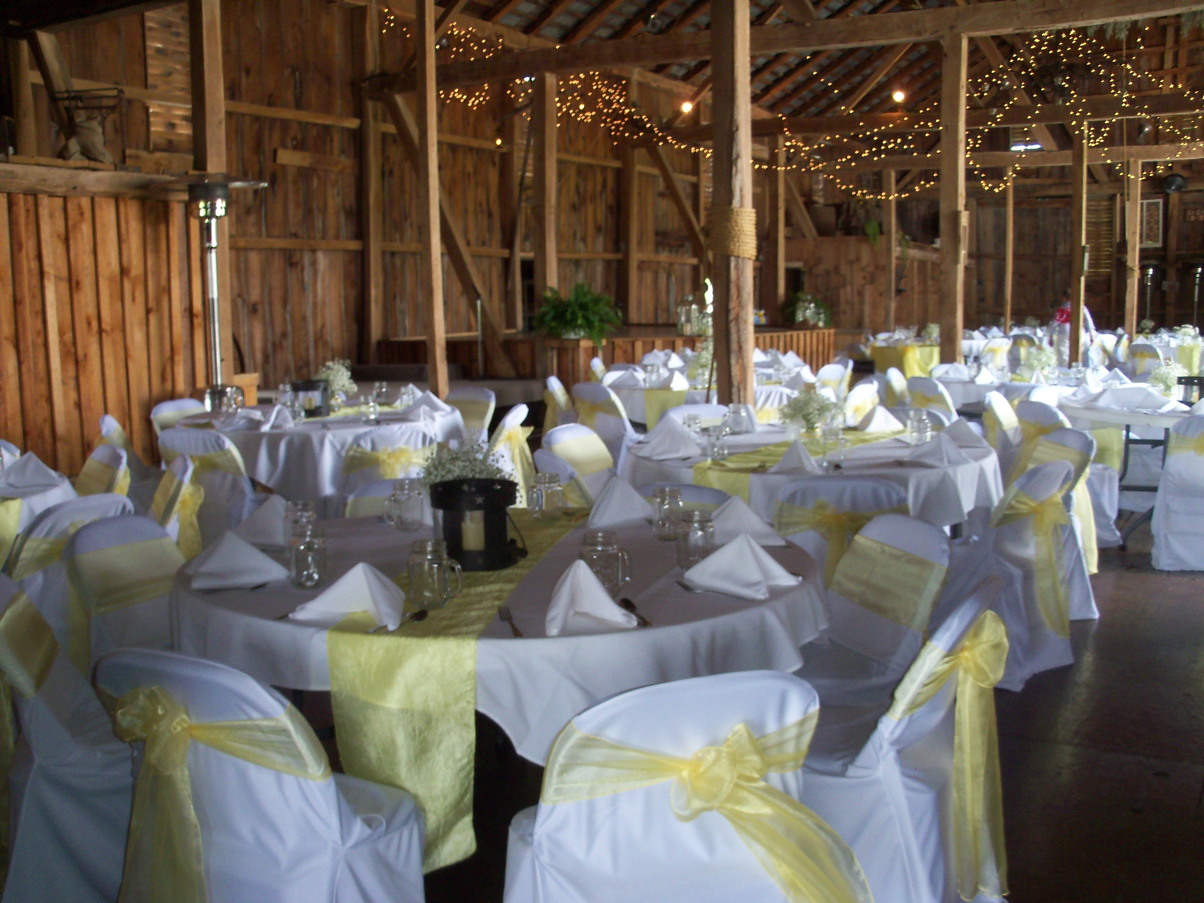 Places To Rent Chair Covers Near Me Jfk Desk Pittsburgh At The Hayloft Pa Barn Wedding