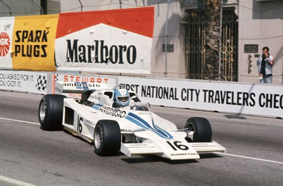 Italian ex-Formula 1 driver Renzo Zorzi has died at the ...