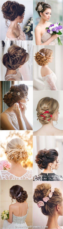 wedding hairstyles for long hair erpearlflowers