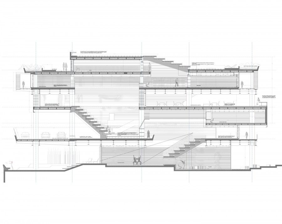 architecture design drawing. Architecture Design · Cristina Parreño Drawing W