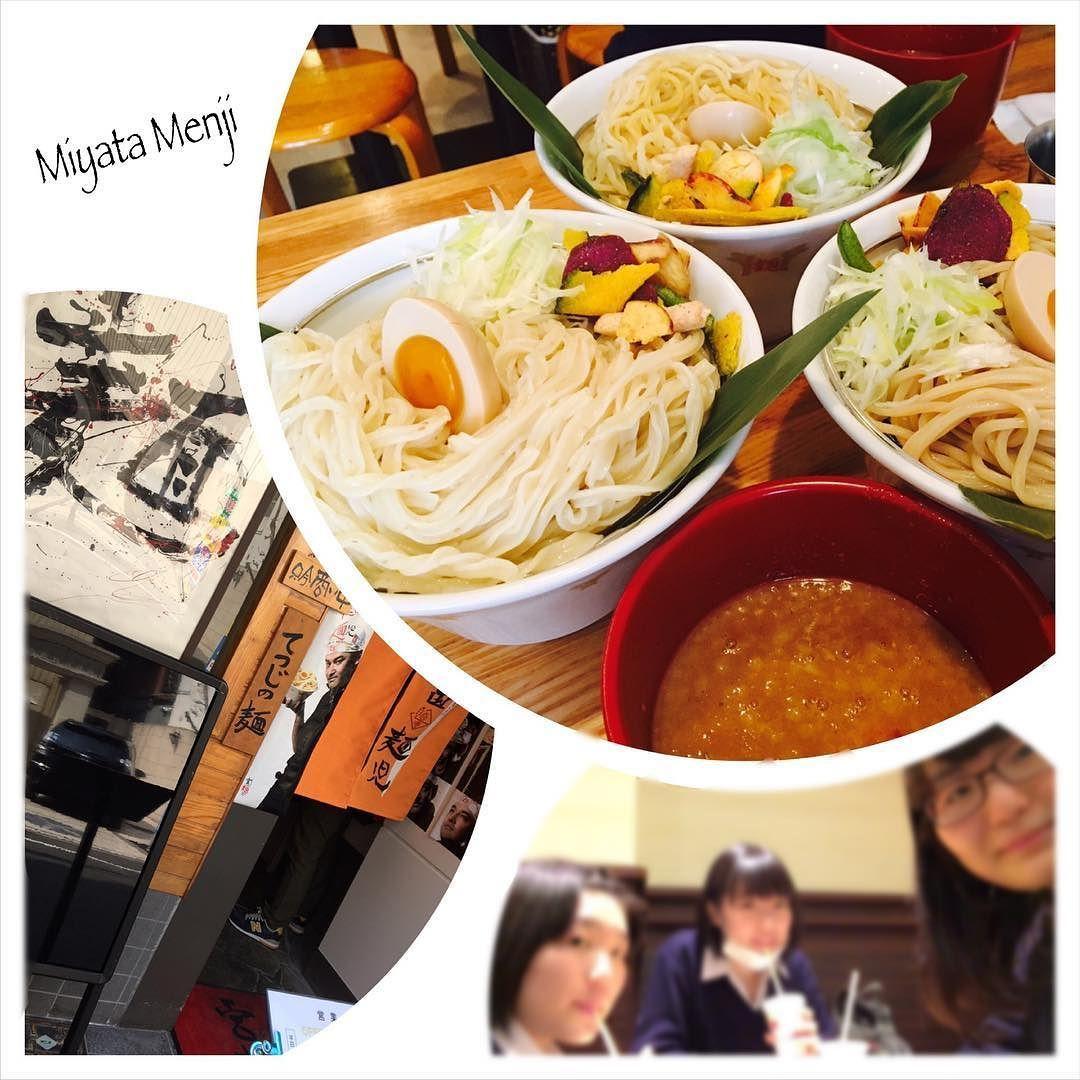 めっちゃ美味しかった #宮田麺児#シャンプーハット#てつじ#大吟醸#エスプレッソ#空飛ぶ小麦#つけ麺 by sakipucho