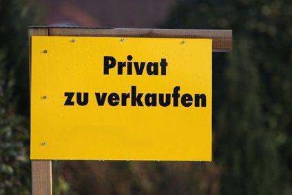 Hausverkauf privat Schnell und ohne Hilfe eines Maklers