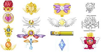Tower Forum Rank Icons I Found Them Sailor Moon Manga Pretty Guardian Sailor Moon Sailor Moon