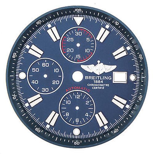 Breitling A1337011 / C757 Super Avenger 36 mm Blue Dial