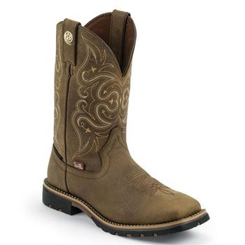 George Strait by Justin Women's Western Boots