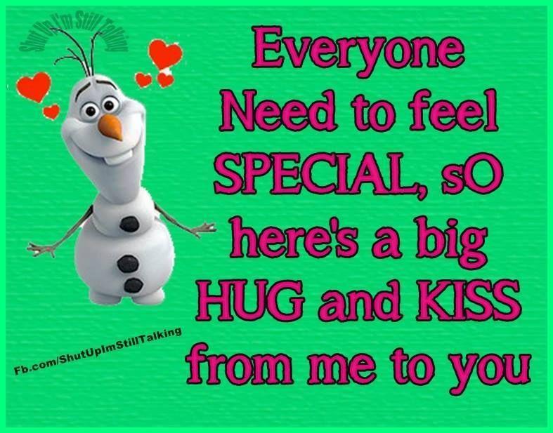 Here Is A Big Hug And Kiss From Me To You Hug Quotes Big Hugs Hug