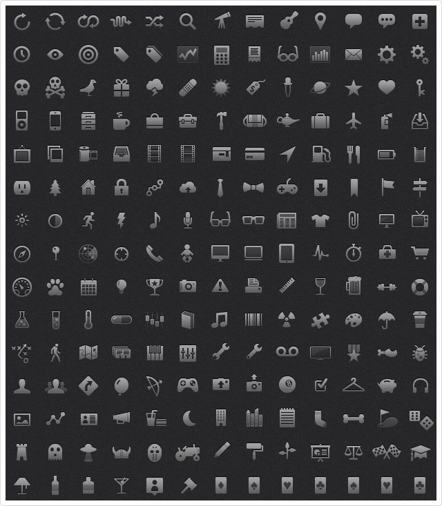 Glyphish Great Icons for Mobile Apps Iphone icon