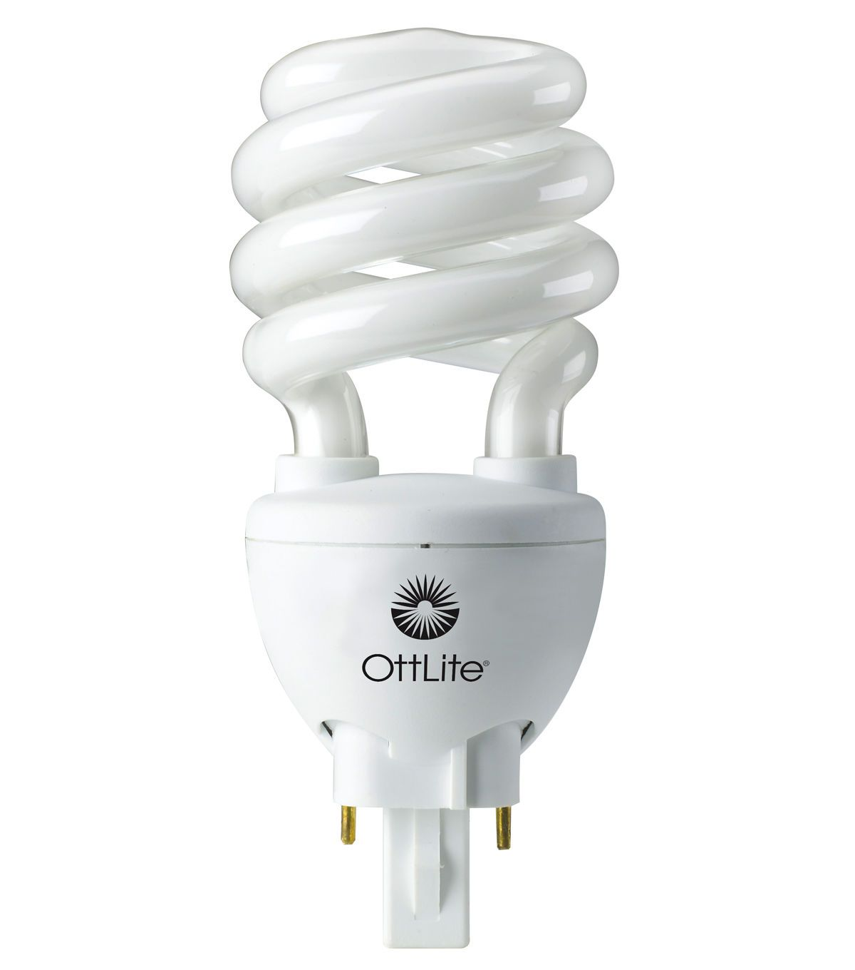 Ottlite 20w Replacement Swirl Plug In Bulb Replacement Type M Bulb Compact Fluorescent Bulbs Light Bulb
