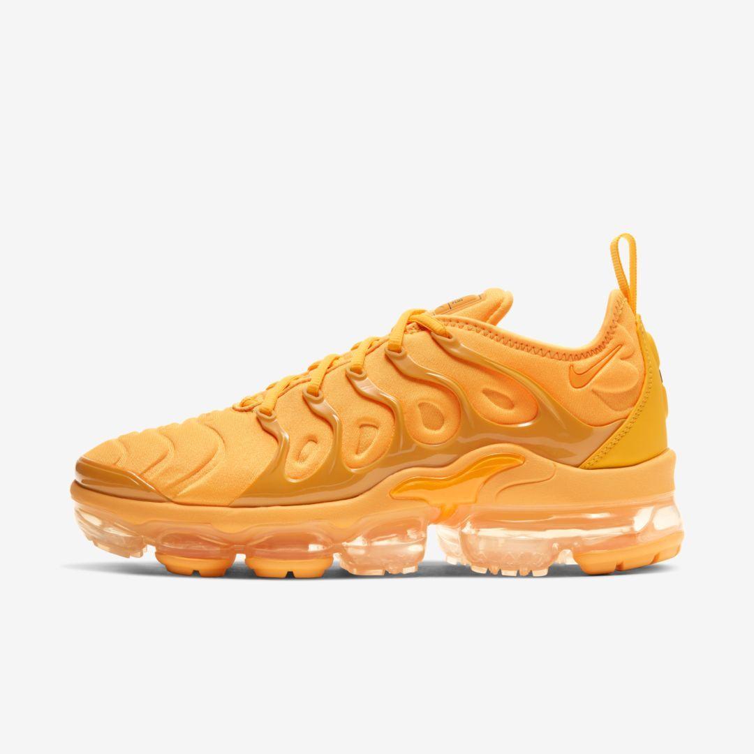 Nike Air VaporMax Plus Women's Shoes. Nike.com   Orange nike shoes ...