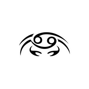 Tribal Zodiac Cancer Tattoo cancer tribal - Google...
