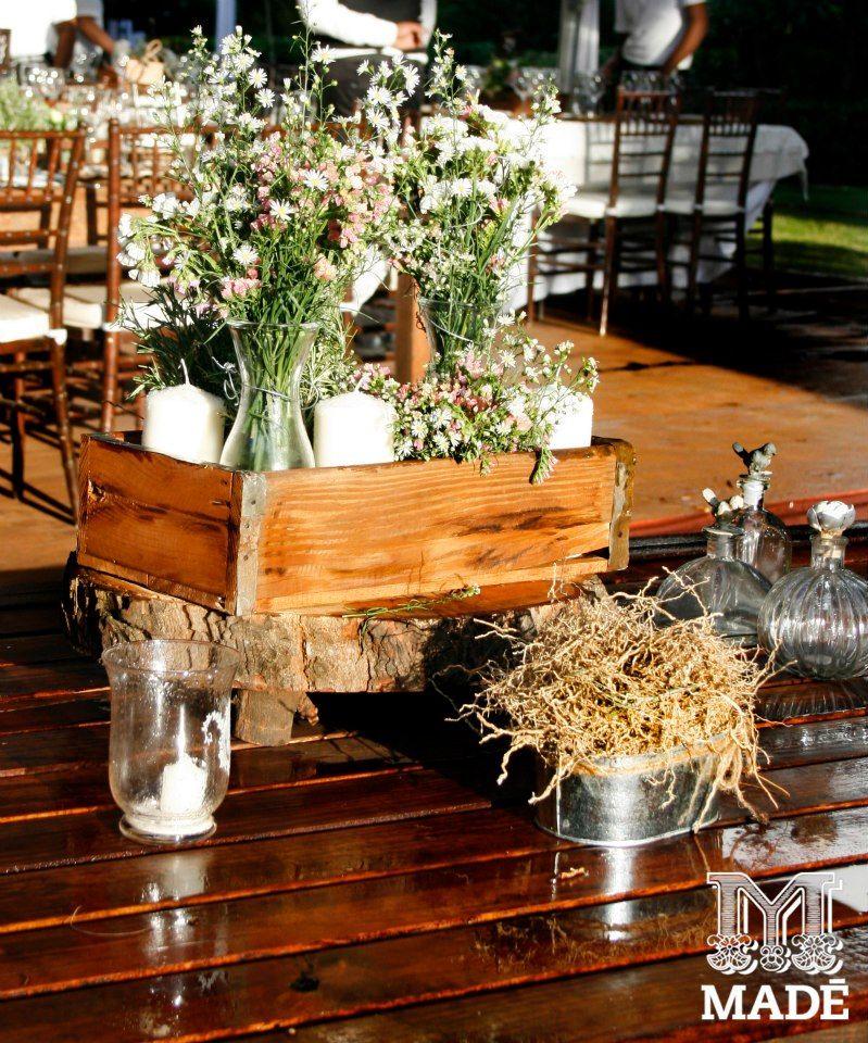 Boda campestre vintages bajo plato wedding field for Decoracion boda campestre