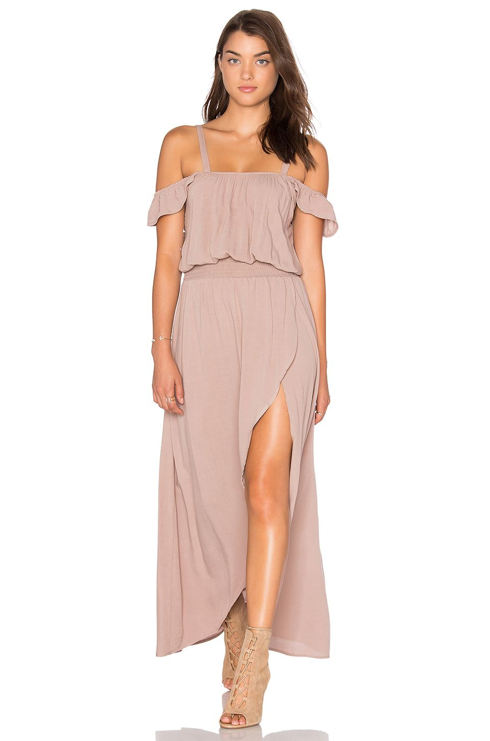 Stillwater Not Forgotten Dress in Desert Rose