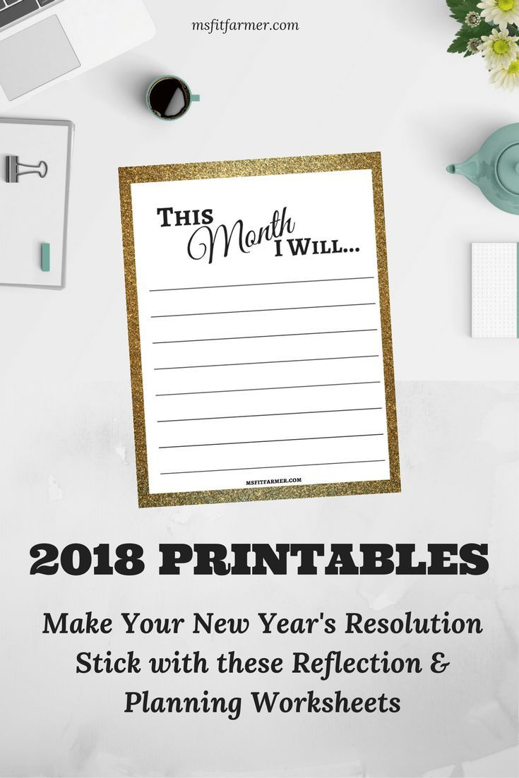 The Problem With New YearS Resolutions HowTo Fix It  Goal