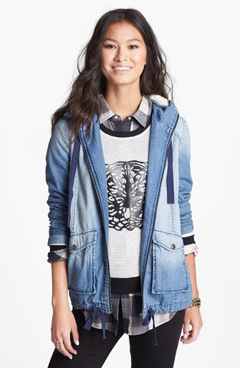 1000  images about Denim Jackets on Pinterest | Ralph lauren ...