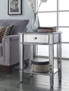 Silver Mirrored Living Room Furniture | http ...