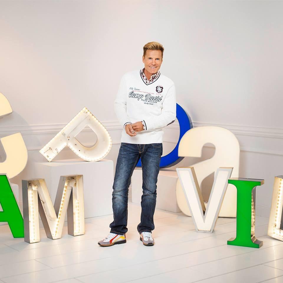 classic fit e2be1 9998a Camp David & Dieter Bohlen | Dieter Bohlen in 2019 | David ...