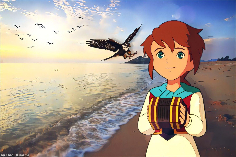 انمي دروب ريمي Remi Nobody S Girl Anime Space Art Art Anime