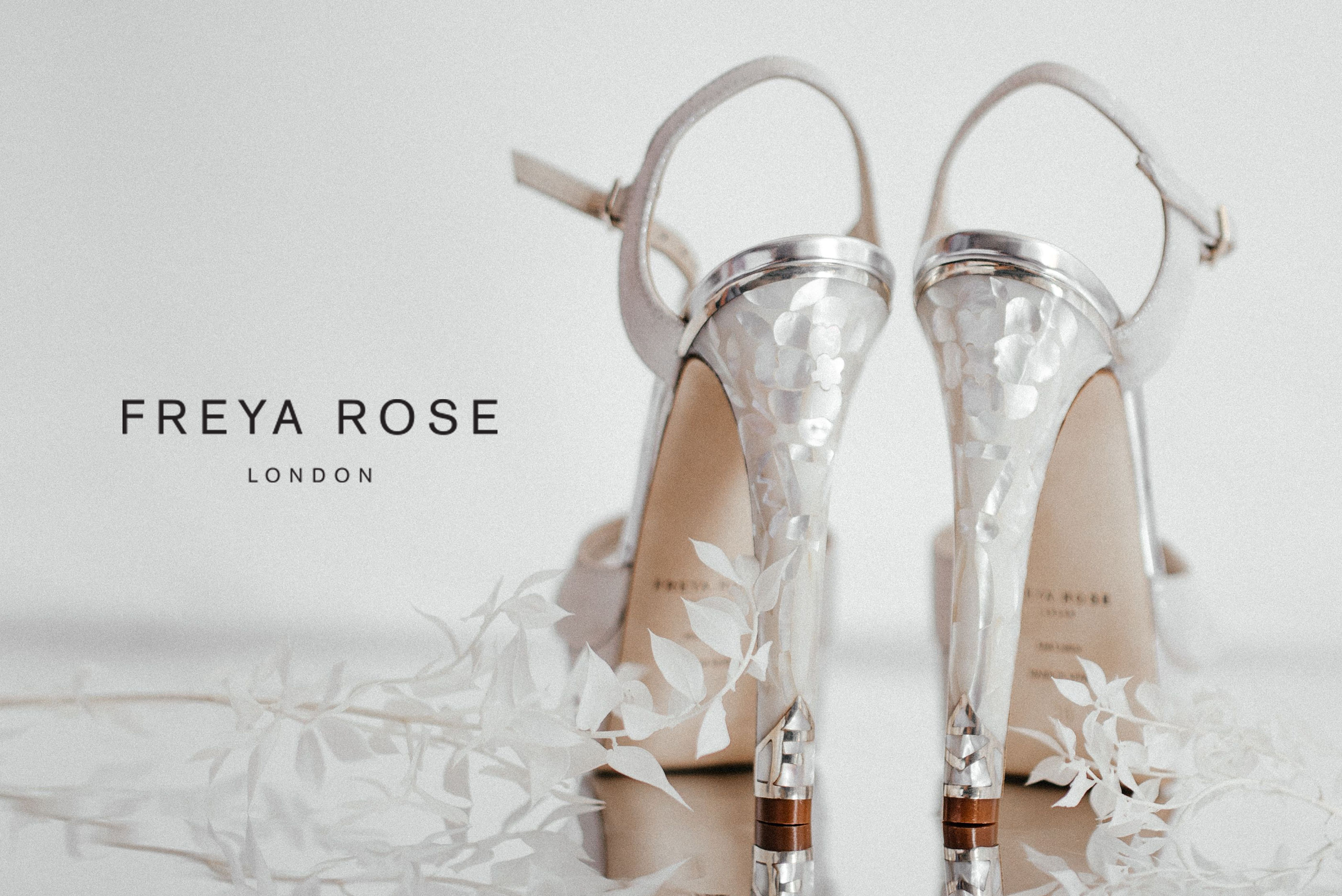 Your dream wedding shoes…