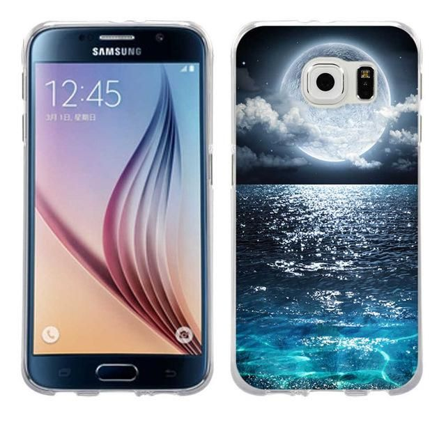 coque samsung galaxy s6 silicone 3d