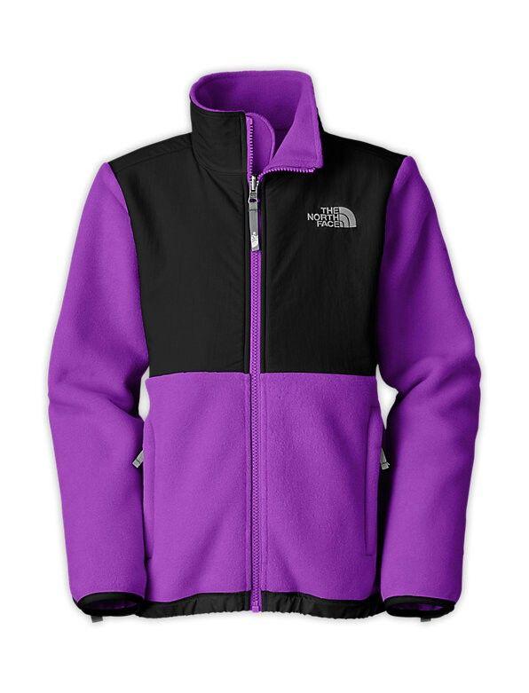 0976f56e3 Purple northface | Curvy fashion | North face girls, North face ...